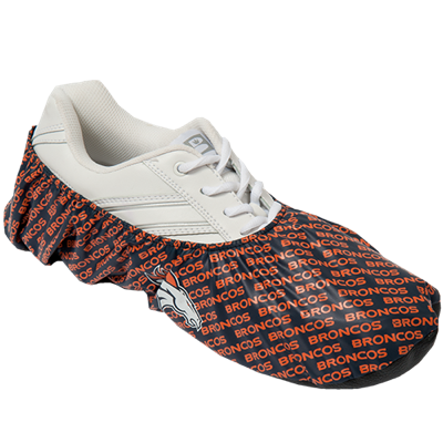 Denver Bronco Shoe Covers