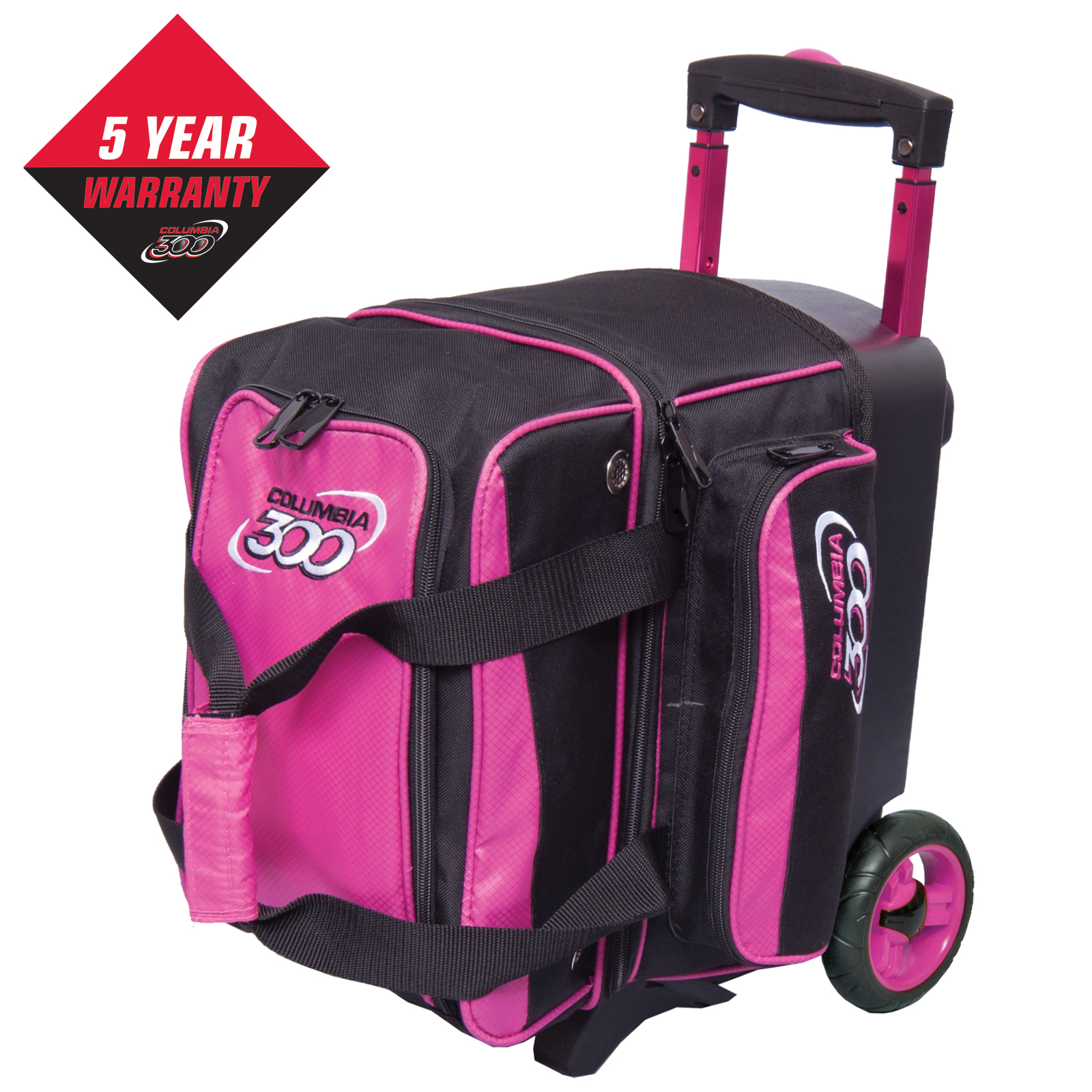 Icon Single Roller Pink