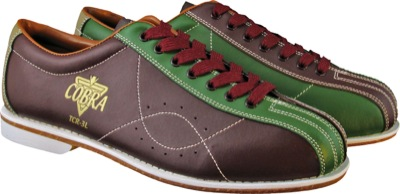 TCR-3 Economy Leather Rental Shoe Laced