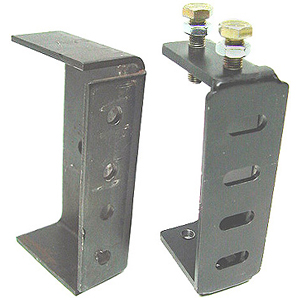Adjustable Bin Brackets (2 Per Pkg)