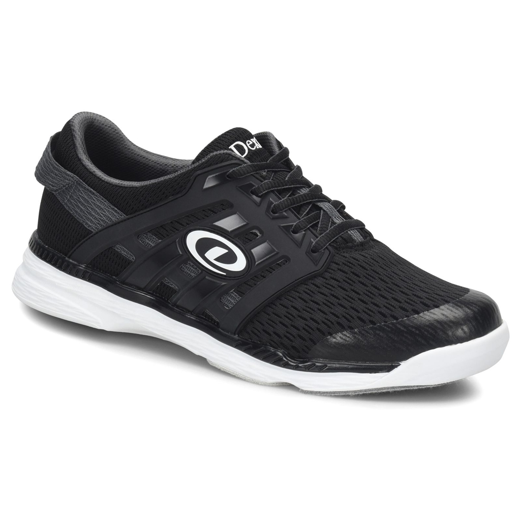 Roger II Black/White Mens